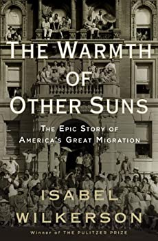 """Cover of """"The Warmth of Other Suns: The E..."""