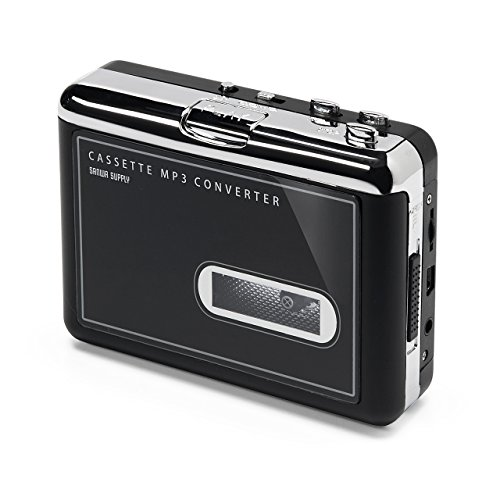 サンワダイレクト カセットテープ MP3変換プレーヤー