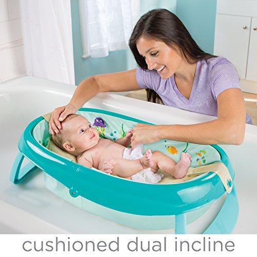 Summer Infant EasyStore Comfort Tub Babys Aquarium