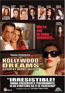 Hollywood Dreams, Tanna Frederick