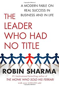 "Cover of ""The Leader Who Had No Title: A ..."