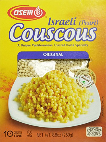 Osem Israeli Couscous, 8.8-Ounce Boxes (Pack of 12)