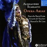 Il CD di Arie di Scarlatti della Barcellona