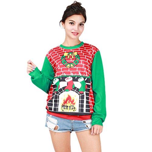 NiSeng-Womens-Mens-Long-Sleeve-Christmas-Sweatshirt-Ugly-X-mas-Sweaters