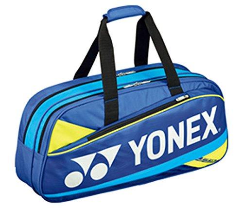 ヨネックス(YONEX) トーナメントバッグ (テニス2本用) ブルー BAG1501W