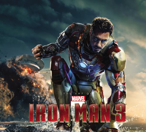 Marvel's Iron Man 3: The Art of the Movie Slipcase