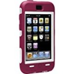 OtterBox Defender Series for iPod touch 2G and 3G (Pink/White) for $20.95 + Shipping