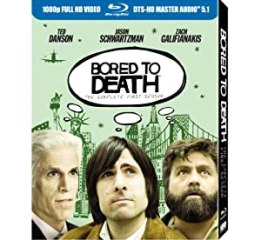 BORED TO DEATH: THE COMPLETE FIRST SEASON 1