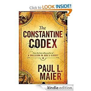 The Constantine Codex (Skeleton Series)