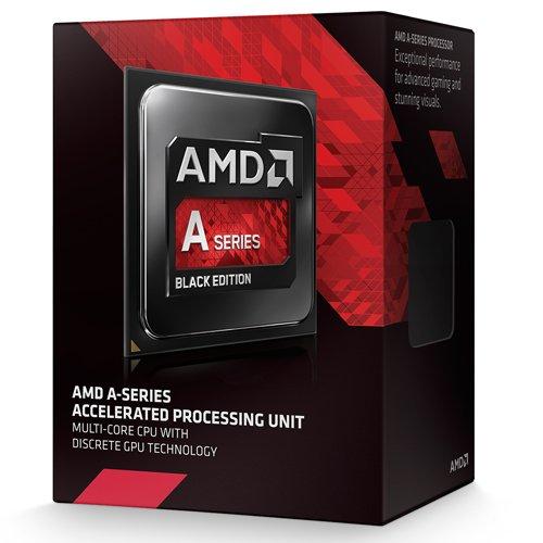 AMD A-series AMD A10 7850K Black Edition AD785KXBJABOX