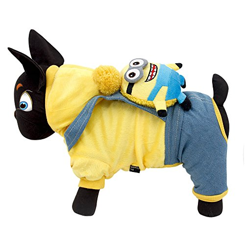 minion dachshund costume