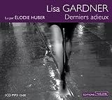 Derniers adieux (livre audio) par Gardner