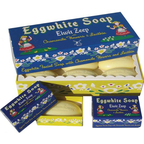 Belgian Egg white Facial Soaps Swedish Beauty Secret-Gift Box