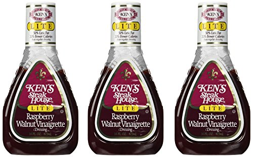 Ken39s Red Wine Vinegar Olive Oil Dressing 16 Oz Pack of