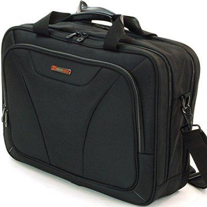 Alpine-Swiss-Cortland-156-Laptop-Bag-Organizer-Briefcase-Black