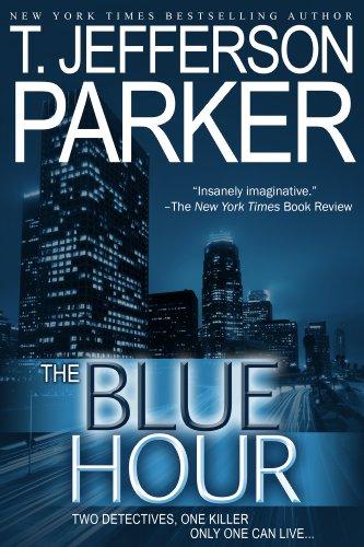 The Blue Hour (Merci Rayborn Novels)
