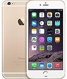 【米国正規品】SIMフリー iPhone 6 Plus アップル Apple 5.5インチ 1080P 光学手ブレ補正 (128GB, ゴールド Gold)