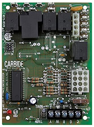 Oem Trane Upgraded Furnace Control Circuit Board Cnt