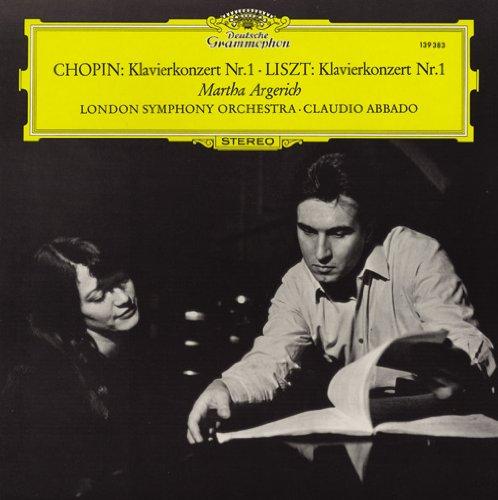 Chopin / Liszt:Piano Concerto No.1 [Analog]
