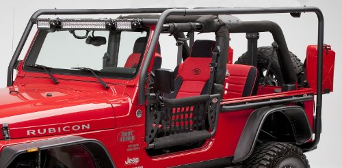 Install Jeep Soft Top Frame