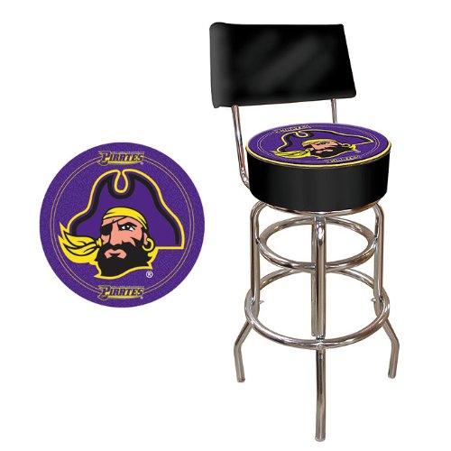 Admirable Lowest Price Trademark East Carolina University Padded Bar Ibusinesslaw Wood Chair Design Ideas Ibusinesslaworg