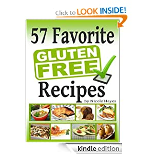 Easy-As Recipes: 57 Favorite Gluten-Free Recipes (Easy-As Gluten Free Recipes)