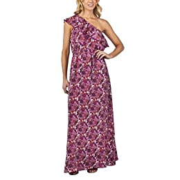 Product Image Liberty of London for Target® One Shoulder Ruffle Maxi Dress - Pink Garla Print