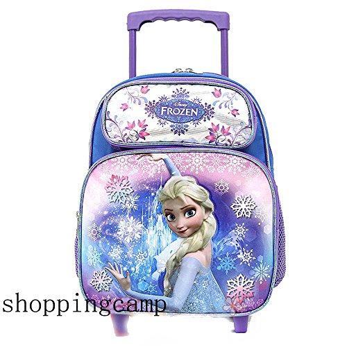 Disney Frozen Rolling Backpack -