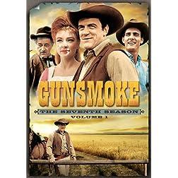 Gunsmoke: The Seventh Season, Vol. 1