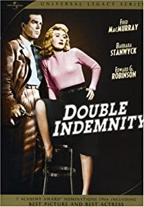 "Cover of ""Double Indemnity (Universal Leg..."