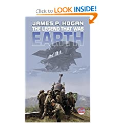 The Legend that was Earth by James P Hogan