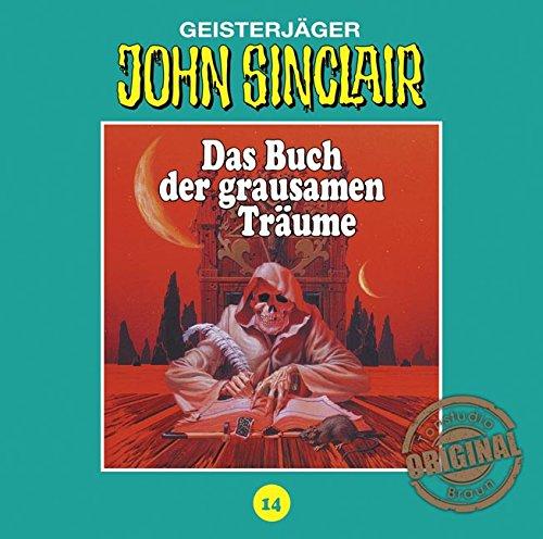 John Sinclair (14) Das Buch der grausamen Träume (Jason Dark) Tonstudio Braun / Lübbe Audio 2016