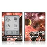 Valley of Stars Design Protective Decal Skin Sticker for Sony Reader PRS-700 Models