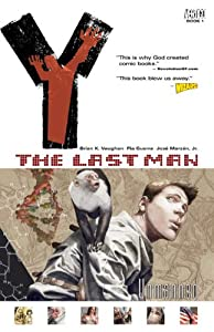 "Cover of ""Y: The Last Man, Vol. 1: Unmann..."