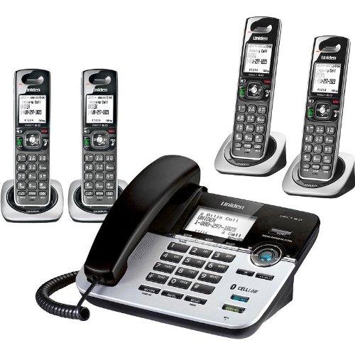 Costco HOT!! $49.97 Costco - Uniden D1789-4BT Dect 6.0 ... on Costco Phone Deals id=87488