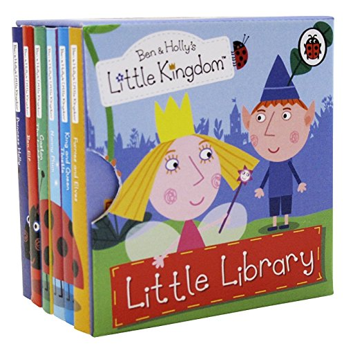 Ben and Holly's Little Kingdom: Little Library (Ben & Holly's Little Kingdom)