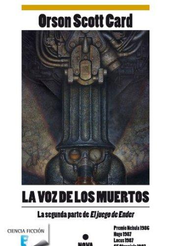 La voz de los muertos de Orson Scott Card