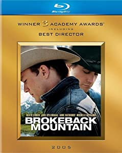 "Cover of ""Brokeback Mountain  [Blu-ray]"""