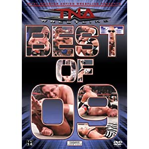 TNA: Best of 2009 DVD