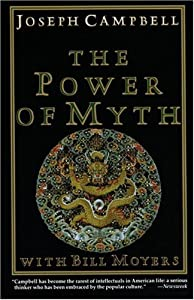 """Cover of """"The Power of Myth"""""""