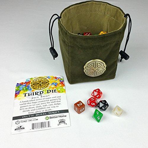 dungeons dragons dice bag