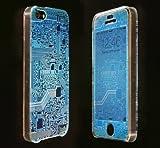 Gizmobies 134631 Circuit - iPhone 5 - Hard Case, Snap Case, Schutzhülle, Displayschutz