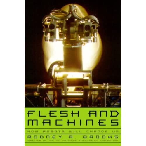 Flesh and Machines Cover Image