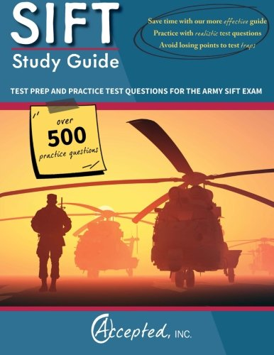 1941743641 - SIFT Study Guide: Test Prep and Practice Questions for the Army SIFT Exam