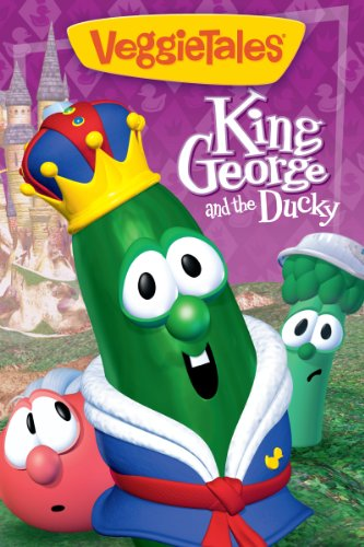 VeggieTales King George Amp The Ducky Mike