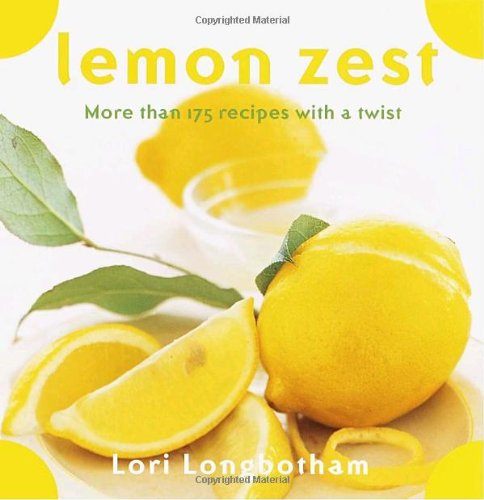 Zest Lemon Recipe Means