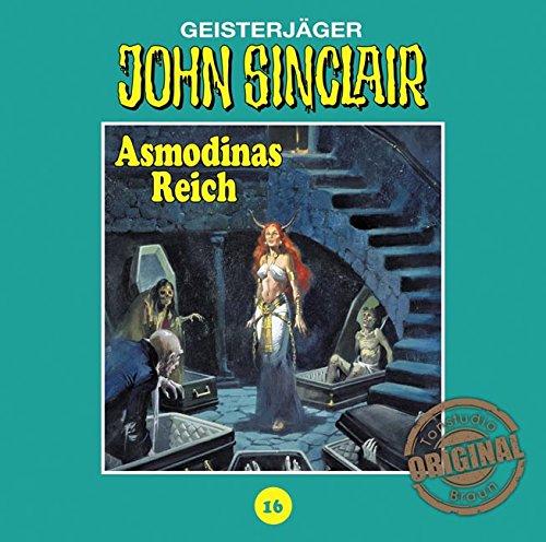 John Sinclair (16) Asmodians Reich (Teil 2/2) (Jason Dark) Tonstudio Braun / Lübbe Audio 2016