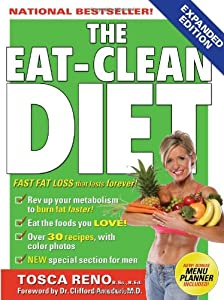 "Cover of ""The Eat-Clean Diet: Fast Fat-Lo..."