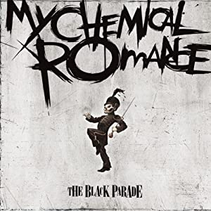 "Cover of ""The Black Parade Amended"""