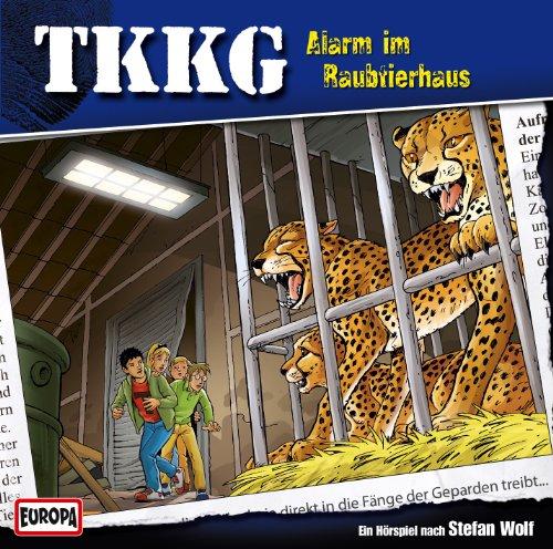 TKKG (180) Alarm im Raubtierhaus (Europa)